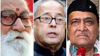 नानाजी देशमुख, भूपेन हजारिका और प्रणब मुखर्जी को भारत रत्न सम्मान, पीएम मोदी ने बताई वजह