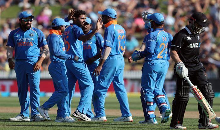 India vs New Zealand 4th ODI: Hamilton Loss is a Reality Check For us, Says Bhuvneshwar Kumar