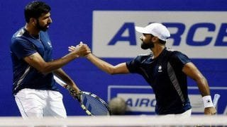 Bopanna-Divij, Ramanathan Start With Contrasting Wins in Tata Open Maharashtra