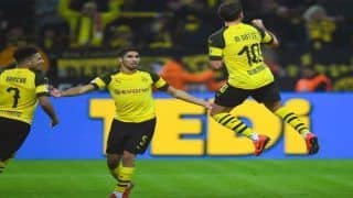 Borussia Dortmund Hammers Hannover 5-1, Solidifies Lead in Bundesliga
