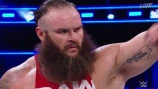 'Disappointed' Braun Strowman Opens up About His Controversial Disqualification From Universal Title Clash Against Brock Lesnar
