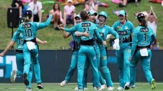 Sydney Sixers to Host Brisbane Heat for WBBL Final