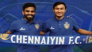 Indian Super League 2018-19 Transfers: Chennaiyin Ropes in C.K Vineeth, Halicharan Narzary on Loan From Kerala Blasters