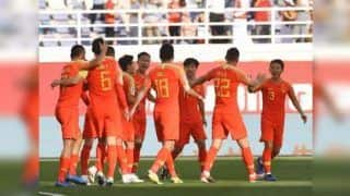 AFC Asian Cup 2019: China Thrashes Kyrgyzstan 2-1 In The Group C Opener