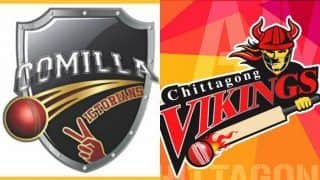 BPL 2019 Chittagong Vikings vs Comilla Victorians Match 14 Live Cricket Streaming And Updates: Timings, Predicted XI, Fantasy XI, Squads,Online Streaming And Live TV Coverage