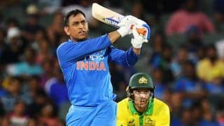Happy to Bat at Any Number: MS Dhoni