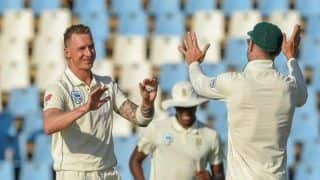 South Africa vs Pakistan 2nd Test Live Cricket Streaming: When And Where to Watch SA vs PAK Cape Town Test Live Online Streaming on Sony Liv App, Jio TV, TV Broadcast on Sony Sports, Dream XI, Dale Steyn, Sarfraz Ahmed, Mohammad Abbas