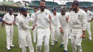 VIDEO: टीम इंडिया ने किया जमकर डांस, देखें पंत ने कैसे पुजारा का बढ़ाया जोश