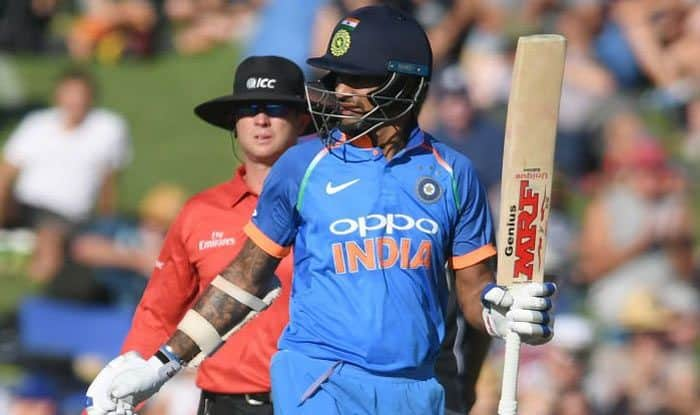 India vs Australia 4th ODI Live Cricket Scores And Updates Mohali: Dhawan Slams Fifty, Rohit Solid as India Dominate