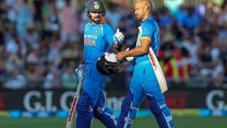 नेपियर वनडे: कोहली ने धवन को बताया खतरनाक, इन्हें दिया जीत का श्रेय