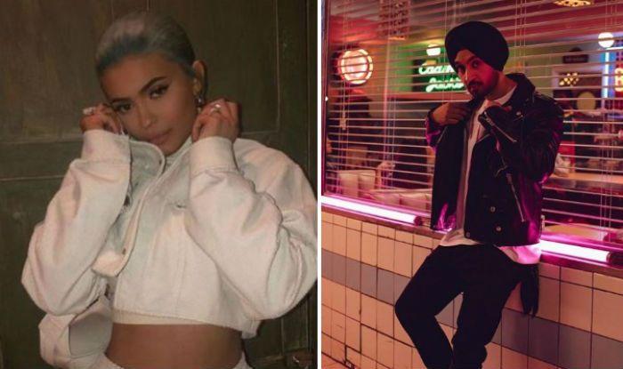 Diljit Dosanjh And Kylie Jenner