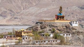 It's Time You Visited Diskit Monastery - The Largest Monastery of Ladakh