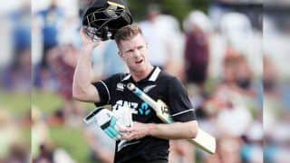 New Zealand vs Sri Lanka: Injured James Neesham Ruled Out Of Kiwis T20 Squad