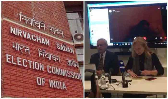 EVM हैकिंगः सियासी दलों में छिड़ा संग्राम, बैलेट पेपर से चुनाव कराने की मांग, आयोग ने कराई FIR, पढ़ें पूरी कहानी