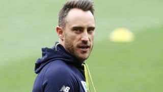 Opening For CSK Helped Grow my Game: Faf du Plessis