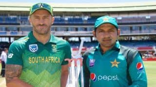 South Africa vs Pakistan Live Streaming: When And Where to Watch 2nd ODI, Full Squads, Team News And All You Need to Know