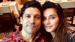 Farhan Akhtar And Shibani Dandekar Have Exchanged Rings And Are Ready to Tie The Knot in April?