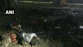 Kumbh Mela 2019: Fire Breaks Out in Tent at Sector 13; no Injuries Reported