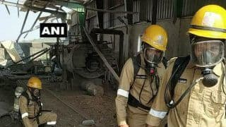 Gas Leak Reported at Chemical Plant in Mumbai, Rescue Operation Underway