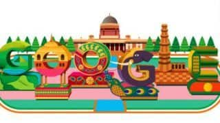 Google Celebrates 70th Republic Day With a Colourful Doodle Showcasing Iconic Parade And India's Heritage
