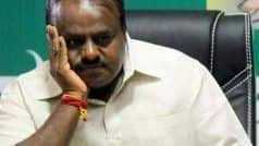 Karnataka Chief Minister HD Kumaraswamy Cancels His Proposed Visit to Delhi