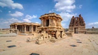 Hampi Has Bagged The Second Spot on NYT's '52 Places to go in 2019'