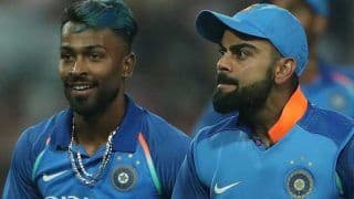 Hardik Effect: Kohli on Why he Played Second Fiddle vs Australia
