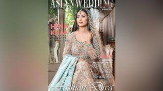 PICS: दुल्हन बनीं Hina Khan, खूबसूरती ऐसी कि कोई भी फैन हो जाए...