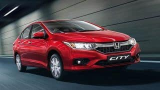 Honda City ZX MT Petrol Variant Launched in India; Price Starting From Rs 12.75 Lakh