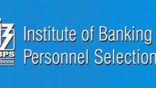 IBPS Specialist Officers Prelims Result 2019: Scores Released on Official Website at ibps.in