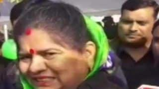 Madhya Pradesh Minister Imarti Devi Fails to Read Republic Day Speech, Asks Collector For Help