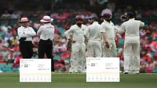 India vs Australia 4th Test: Will Bad Weather, Rain Rob Virat Kohli-Led India of Win at Sydney? Weather Forecast For Day 4, 5