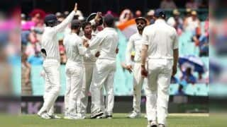 India vs Australia 4th Test Sydney Day 3 Report: Spinners Ravindra Jadeja, Kuldeep Yadav Put Visitors In Driver's Seat At SCG, Hosts Trail By 386 Runs