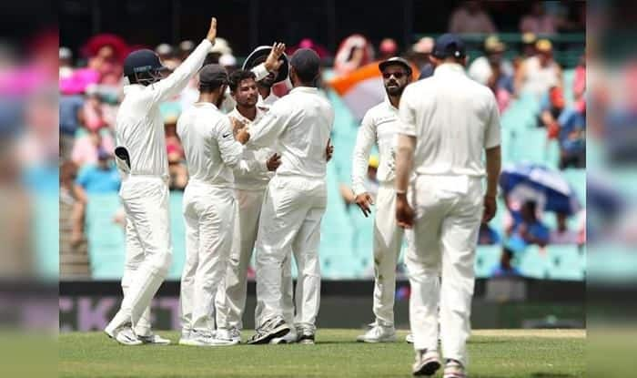India vs Australia 4th Test Day 3 Report