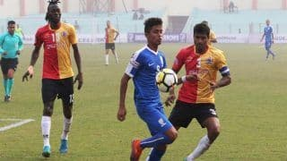 I-League 2018-19: Indian Arrows vs East Bengal Match Preview