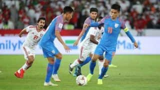 Indian Football Team Jumps Two Positions in FIFA Rankings, Takes 101st Place