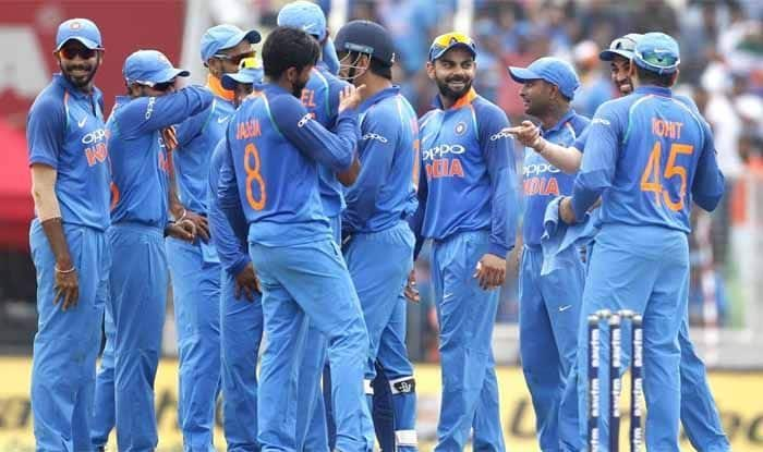 Indian cricket team in New Zealand