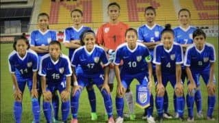 Indian Women's Football Team Held 3-3 by Myanmar, Bows Out of Olympic Qualifiers
