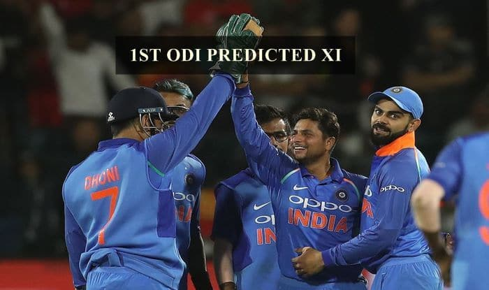 India's predicted XI in 1st ODI Against Australia