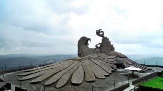 Visit Jatayu Statue, World's Largest Bird Statue in Kerala