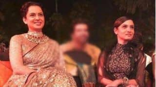 Ankita Lokhande Shares Picture With Kangana Ranaut But Internet is Talking About 'Blurred' Man in Background