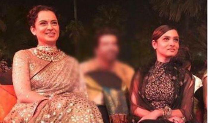 Kangana Ranaut and Ankita Lokhande