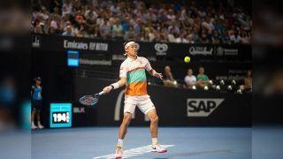 Kei Nishikori Storms Past Jeremy Chardy In Brisbane International Semifinals