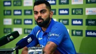 MS Dhoni, Rohit Sharma to be Part of Strategy Pool For World Cup: Virat Kohli