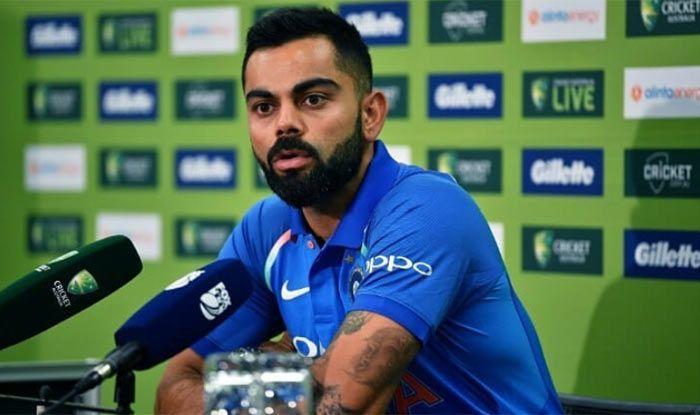 दूसरे वनडे में जीत से गदगद कप्तान कोहली, जीत के लिए गेंदबाजों को दिया श्रेय