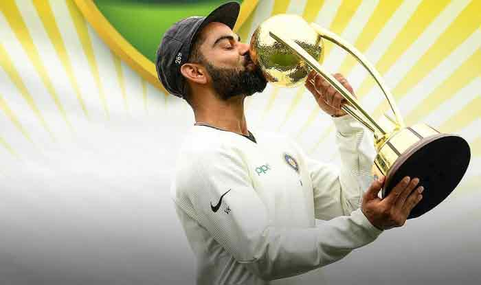 Virat Kohli Creates History at ICC Awards 2018, Becomes First Cricketer on Planet to Win Sir Garfield Sobers Trophy , ICC Men's Test Player of the Year And ICC ODI Player of the Year Award