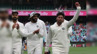 Kuldeep Yadav Will Play as Team India's Frontline Spinner in ICC 2019 World Cup, Head Coach Ravi Shastri Gives Big Statement