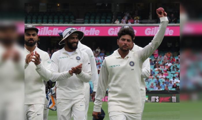 India vs Australia 2018-19: Kuldeep Yadav is Now Team India's Frontline Spinner, Head Coach Ravi Shastri Gives Big Statement