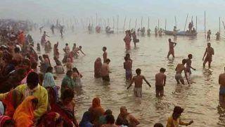 Kumbh 2019: प्रयागराज में उमड़ा सैलाब, पहले शाही स्नान में 2 करोड़ से ज्यादा श्रद्धालुओं ने लगाई डुबकी, देखिए PHOTOS