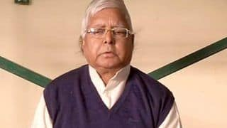 Fodder Scam: Blow to RJD Leader Lalu Prasad Yadav as Jharkhand HC Rejects His Bail Plea